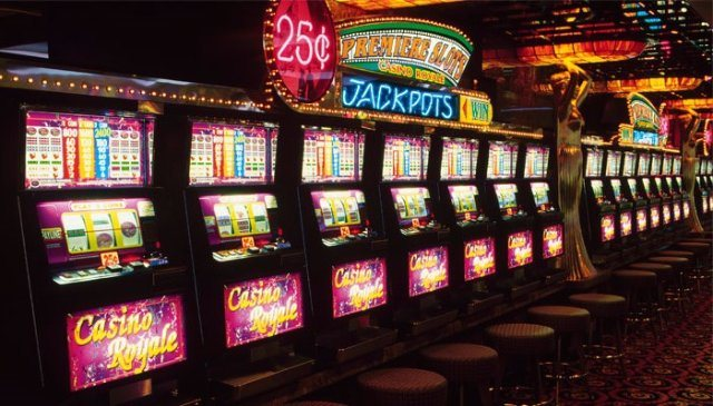 Играть в автоматы на реальные деньги