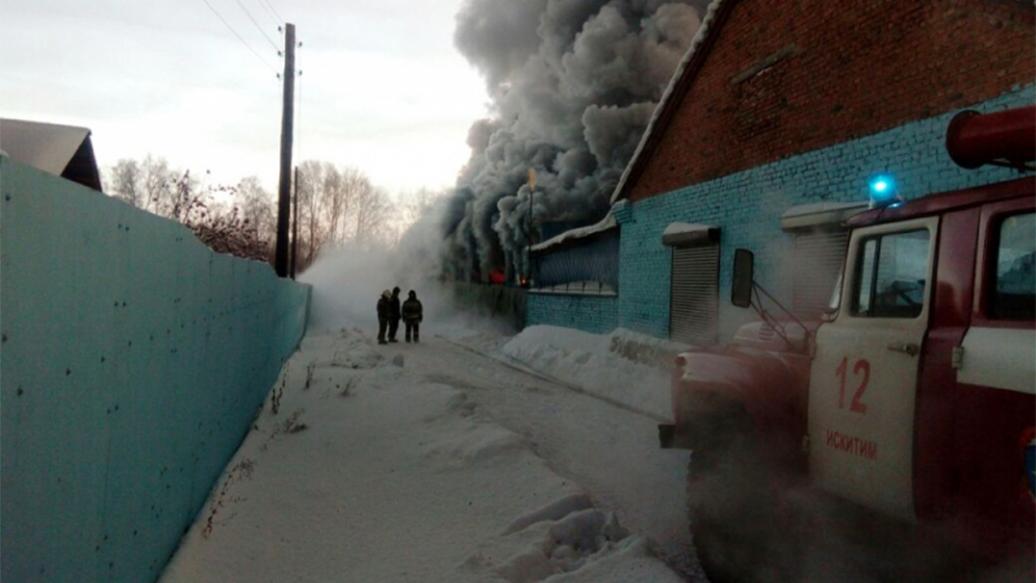 Новосибирские власти подтвердили, что среди погибших при пожаре нет россиян