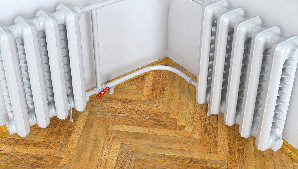 В Курске почти 150 жилых домов остались без теплоснабжения