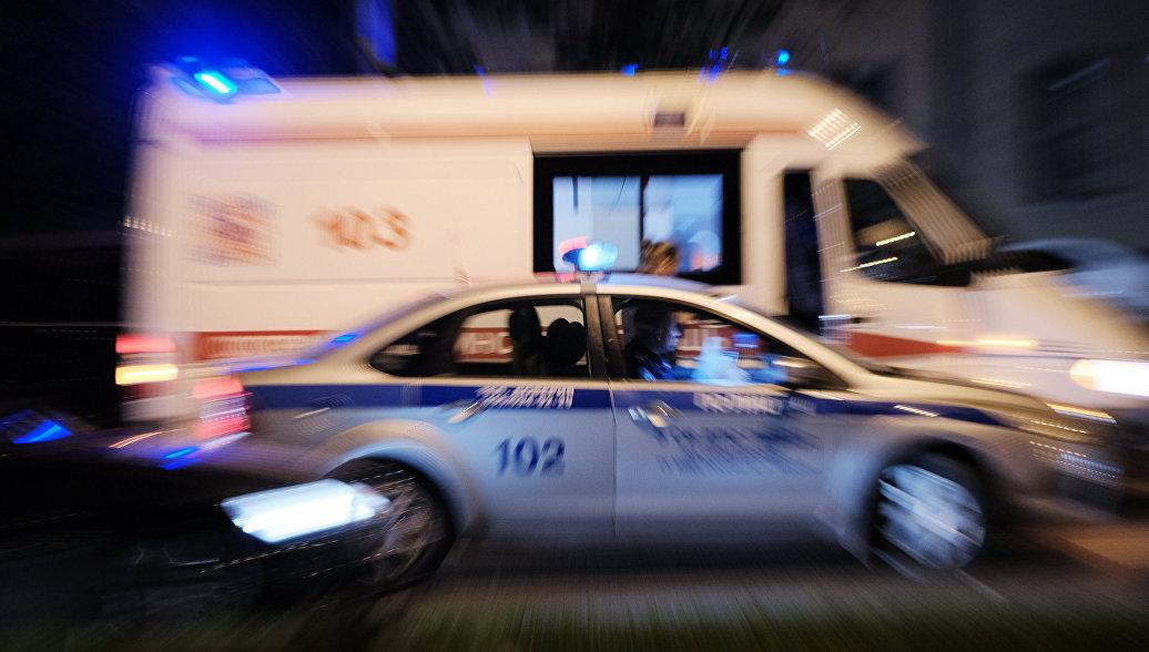 В Югре при столкновении двух автомобилей погибли десять человек
