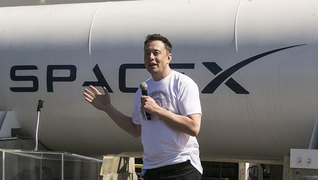 Первый запуск ракеты Falcon Heavy назначен на 6 февраля