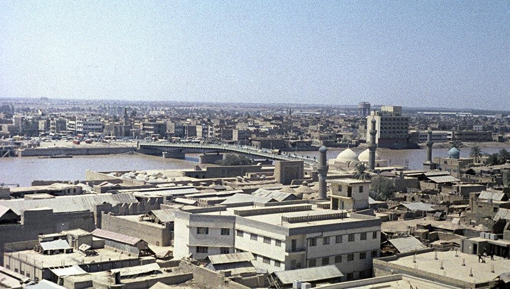 К югу от Багдада обнаружили древнюю вавилонскую постройку