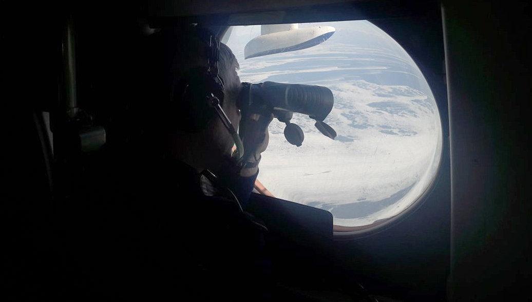 Авиация готовится к возобновлению поисков пропавшего в Японском море судна