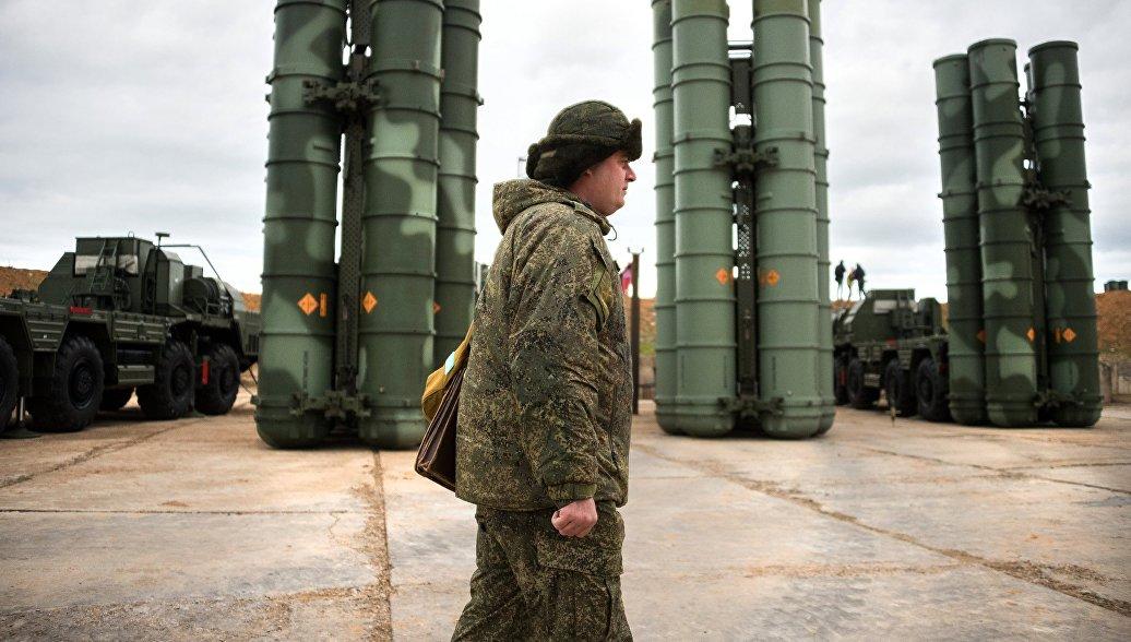 Россия ведет переговоры о продаже С-400 на Ближний Восток и в Юго-Восточную Азию
