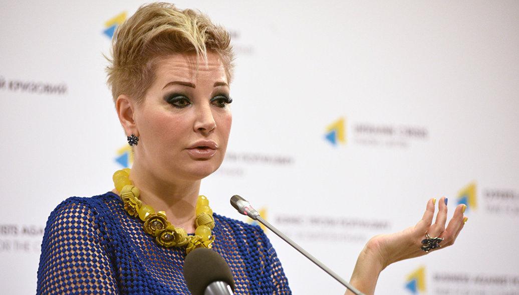 В России ликвидировали благотворительный фонд Максаковой