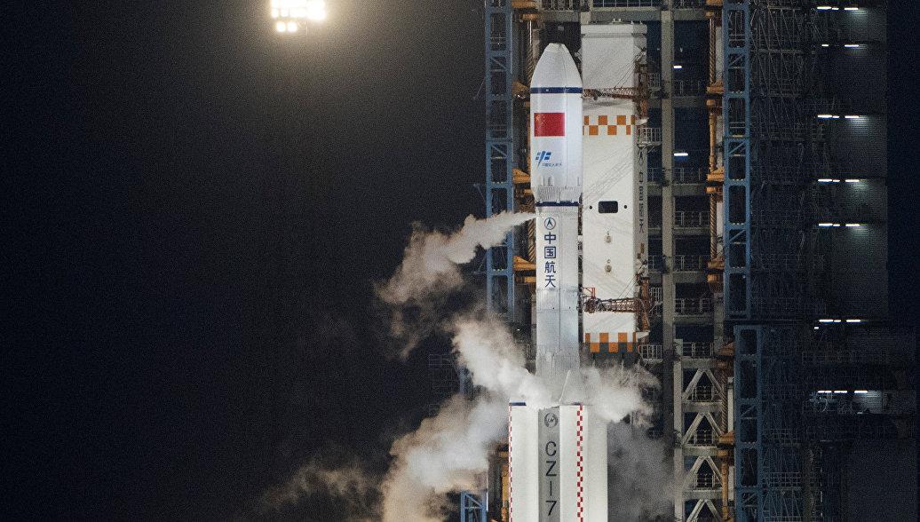 Китай в 2018 году планирует пуск 40 ракет-носителей