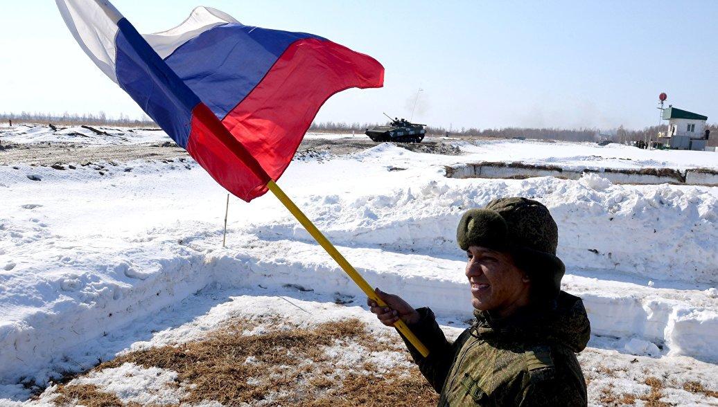 В Дагестане мотострелки отразили