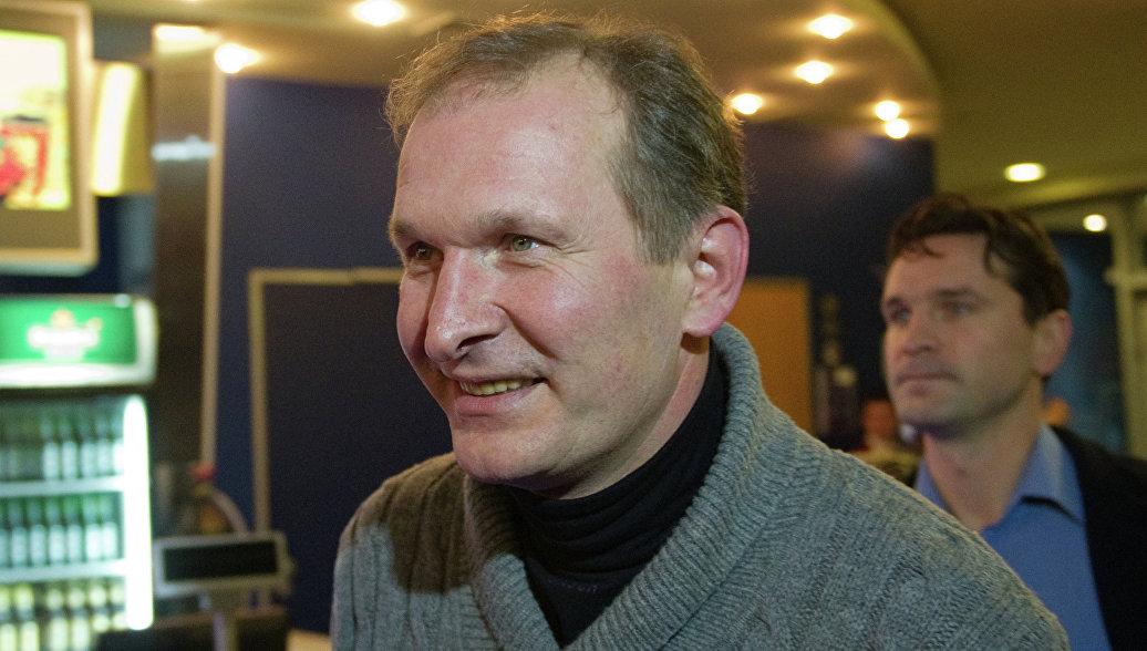 В Киеве отказались исключить Добронравова из