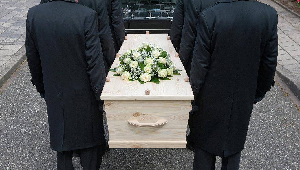 Умер художник-постановщик