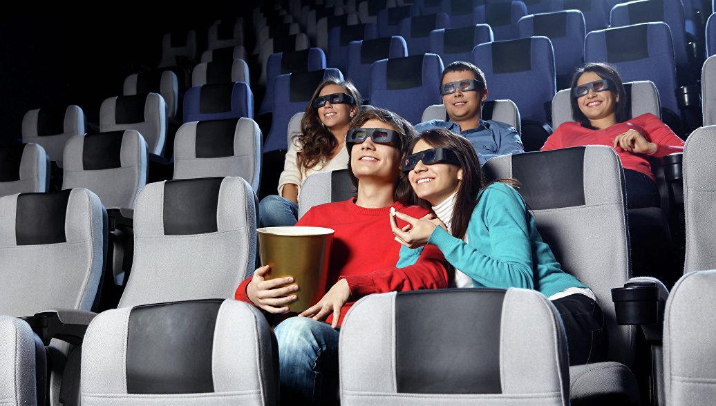 Производство фильмов в России выросло на 120% за пять лет