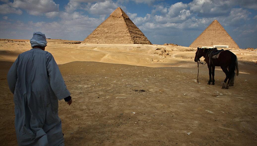 В Ростуризме рассказали о будущих турах в Египет