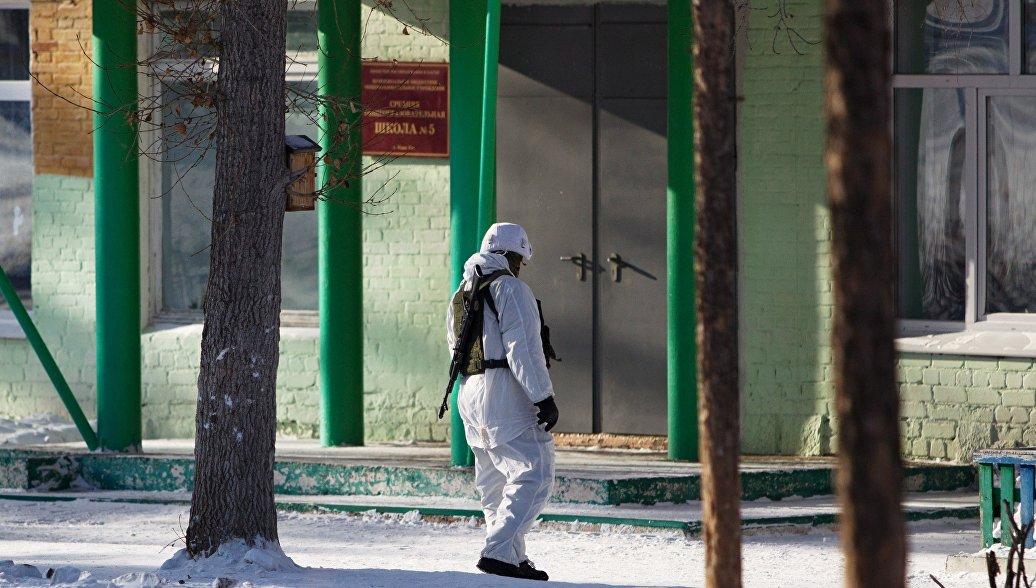 Школа в Улан-Удэ возобновила работу после нападения