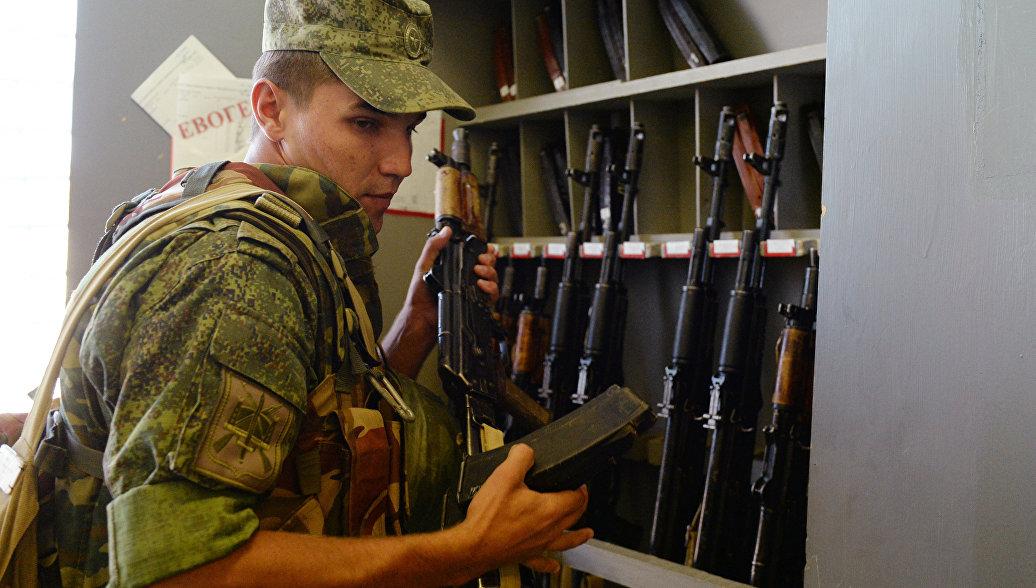 В Дагестане военнослужащих подняли по тревоге для проверки боеготовности