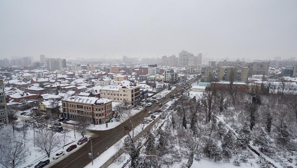 Академик предупредил о десятилетнем похолодании на юге России