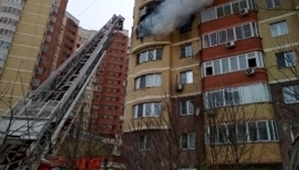 Пострадавшие при пожаре в Красногорске находятся в крайне тяжелом состоянии