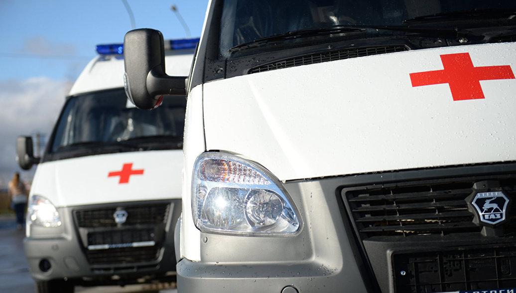 В Балашихе пять человек пострадали в ДТП с маршруткой