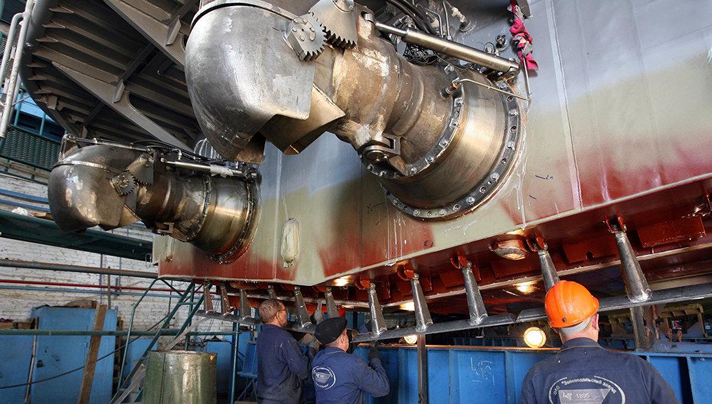 Минобороны обеспечит судостроительный завод в Татарстане заказами на десять лет