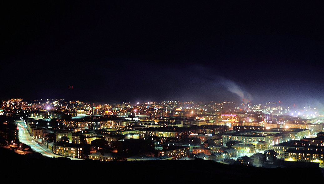 В Мурманске отметят окончание полярной ночи