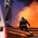В Нижневартовске две семьи остались без жилья из-за пожара