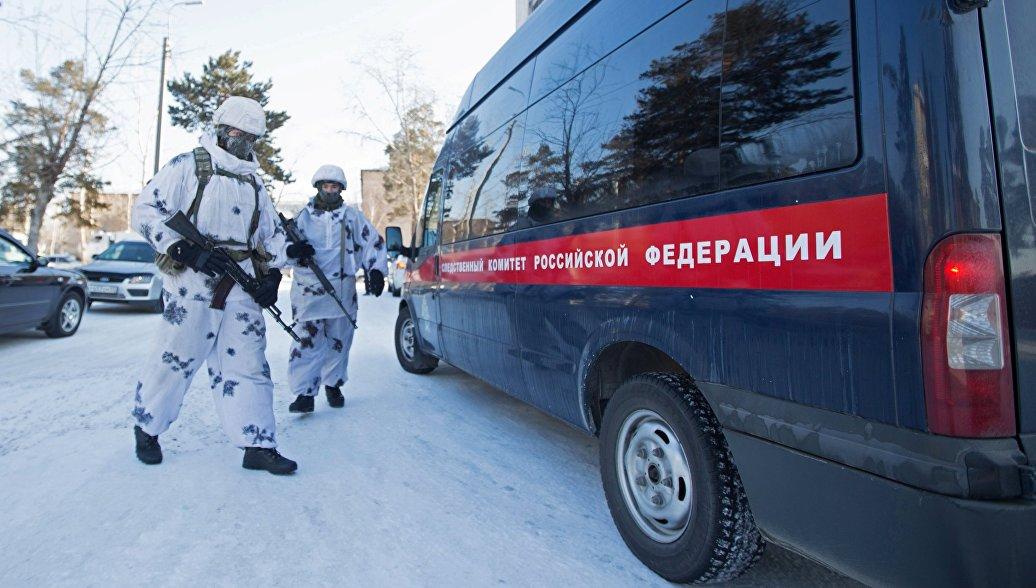 Суд не получал ходатайства о мере пресечения напавшим на школу в Бурятии