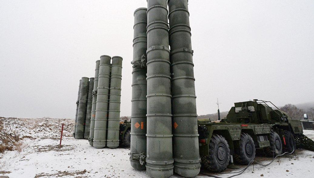 Источник сообщил о развертывании дивизиона С-400 на границе с Украиной