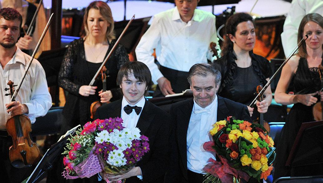 Российских исполнителей любят по всему миру, рассказал лауреат