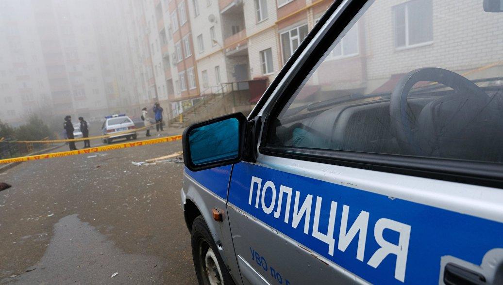 В Петербурге полицейские проверяют информацию о перестрелке