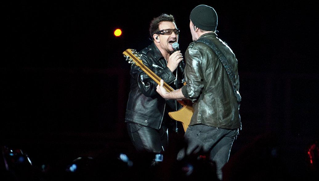 Судья в США отклонил иск против группы U2 по обвинению в плагиате