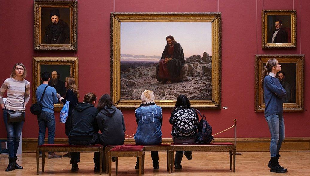 Российские музеи присоединятся к международной акции