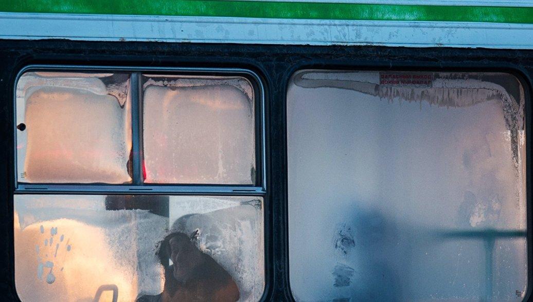 В Тюмени СК проверяет информацию о девочке, высаженной из автобуса в мороз