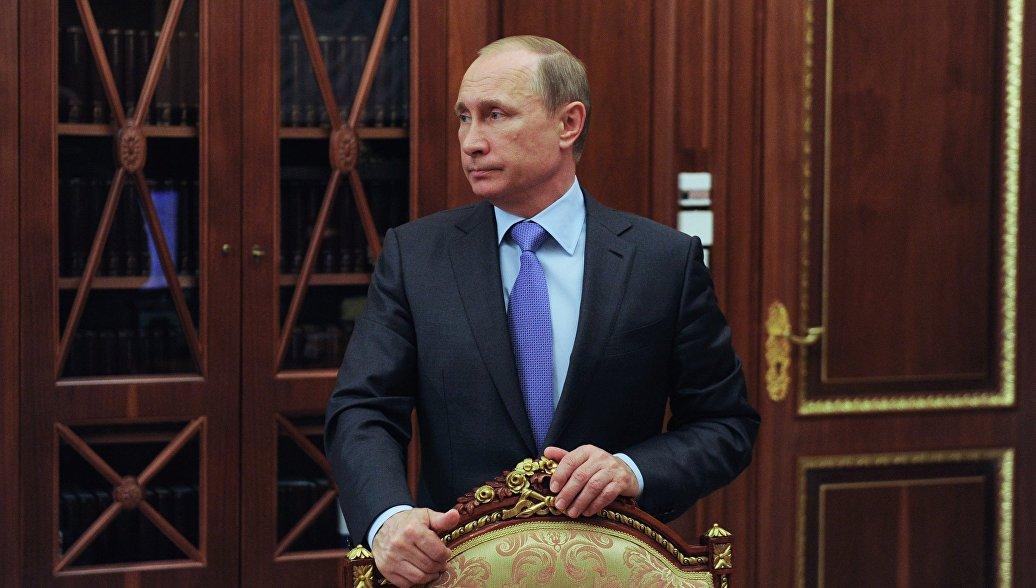 Песков рассказал о встрече Путина с Медведчуком