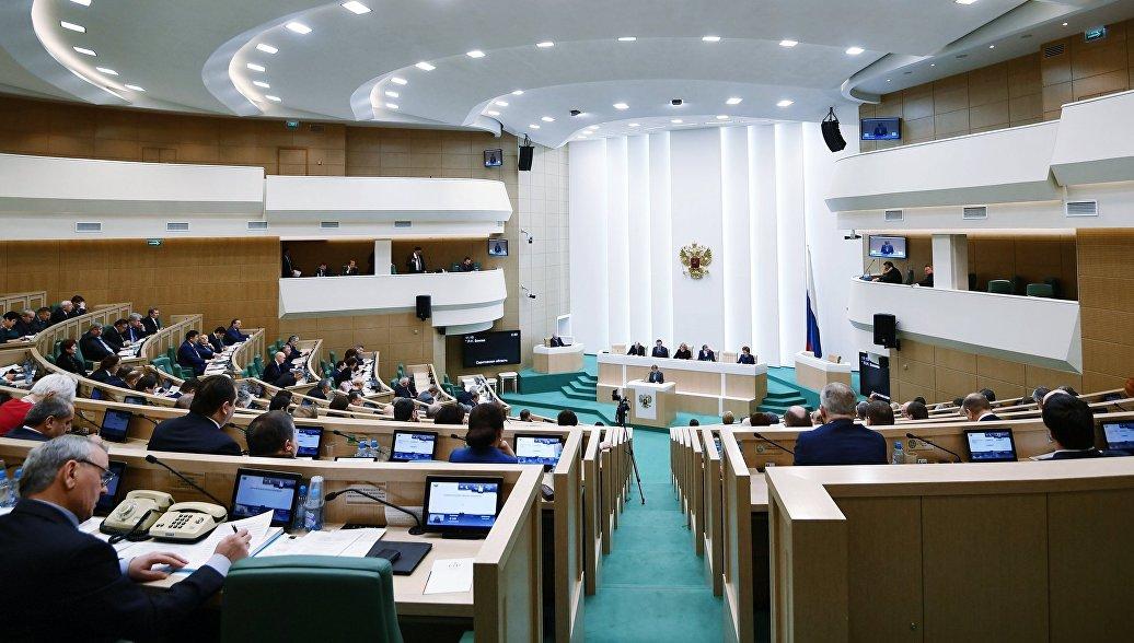 В Совфеде пригрозили выходом России из ВТО из-за иска ЕС