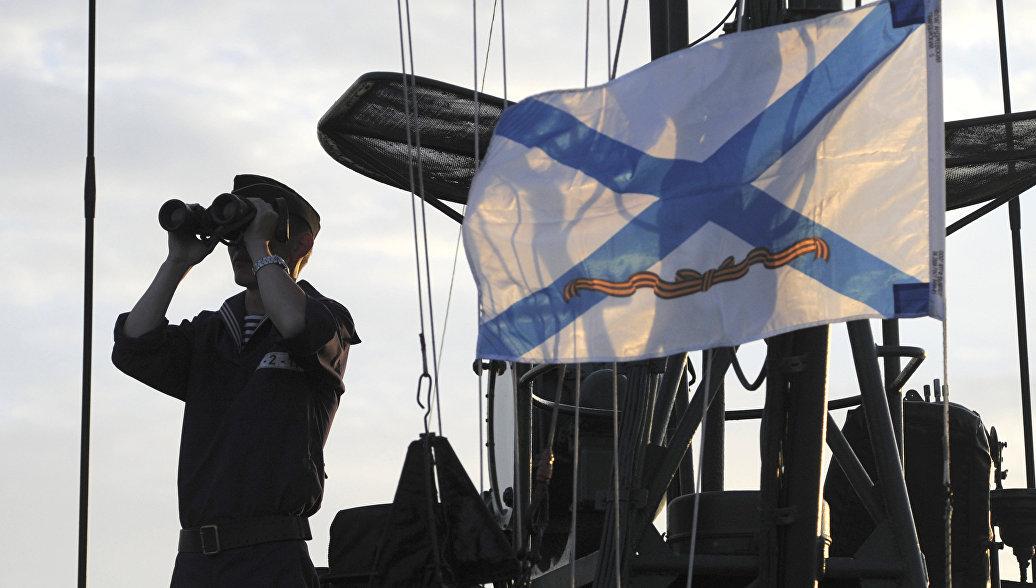 Экипажи Каспийской флотилии ликвидировали последствия