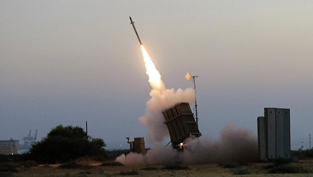 В Израиле сообщили о ракетном ударе со стороны сектора Газа
