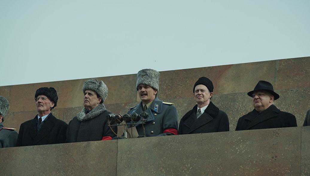 Правнук Сталина осудил создателей комедии о его смерти