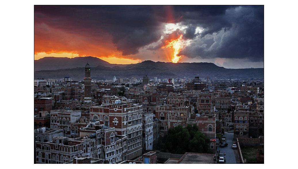В Йемене разбился самолет арабской коалиции