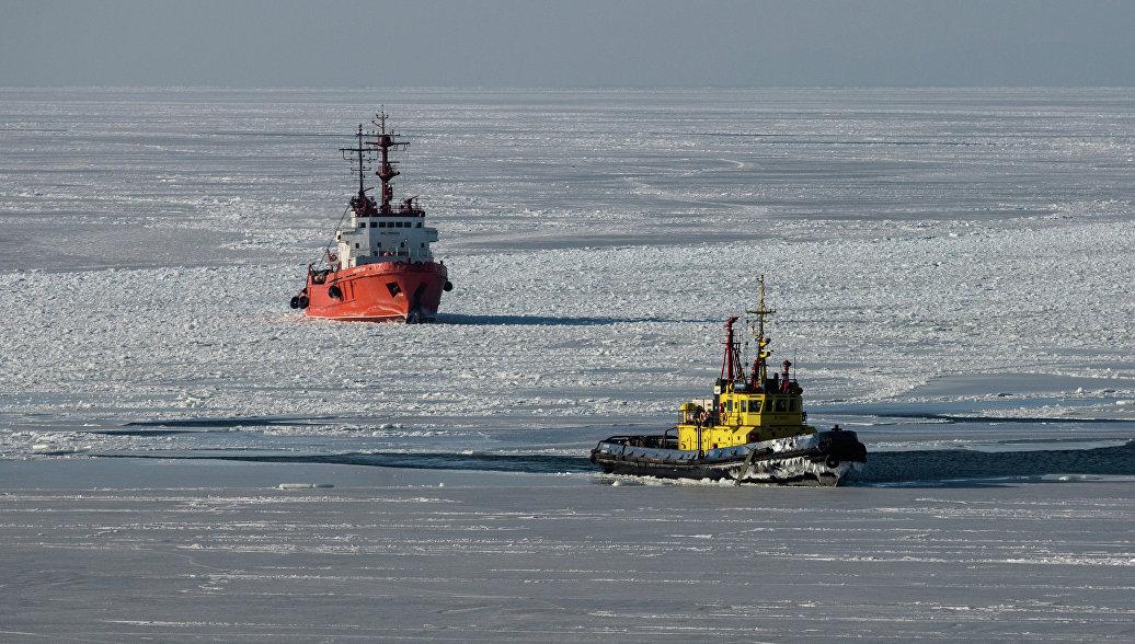 У берегов Приморья не выходит на связь рыболовное судно