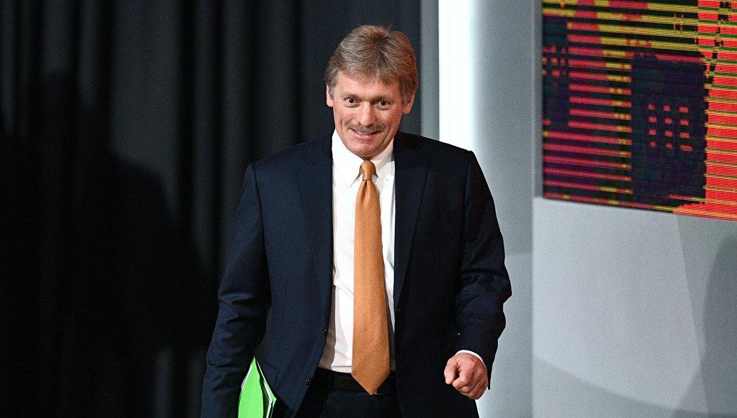 Пескова не обижает, когда его называют рупором Кремля