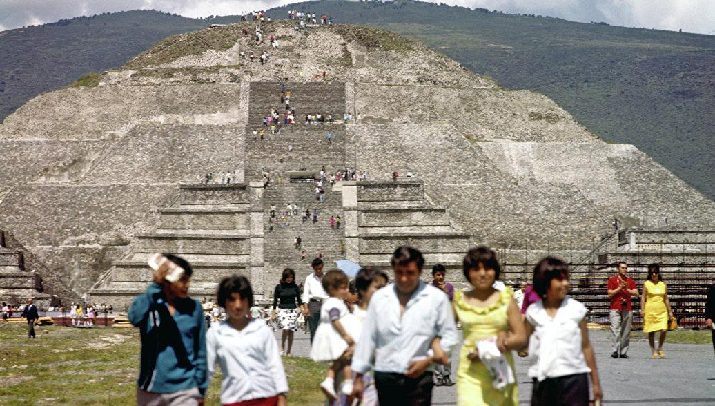 На дне высокогорного озера в Мексике нашли древнюю