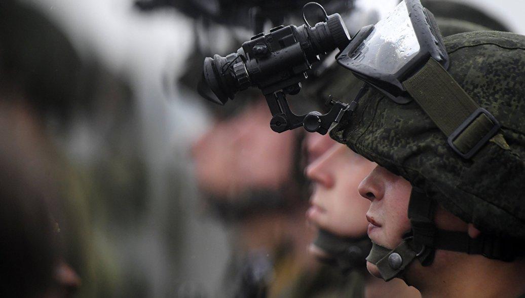 Численность Вооруженных сил уменьшилась почти на 300 человек