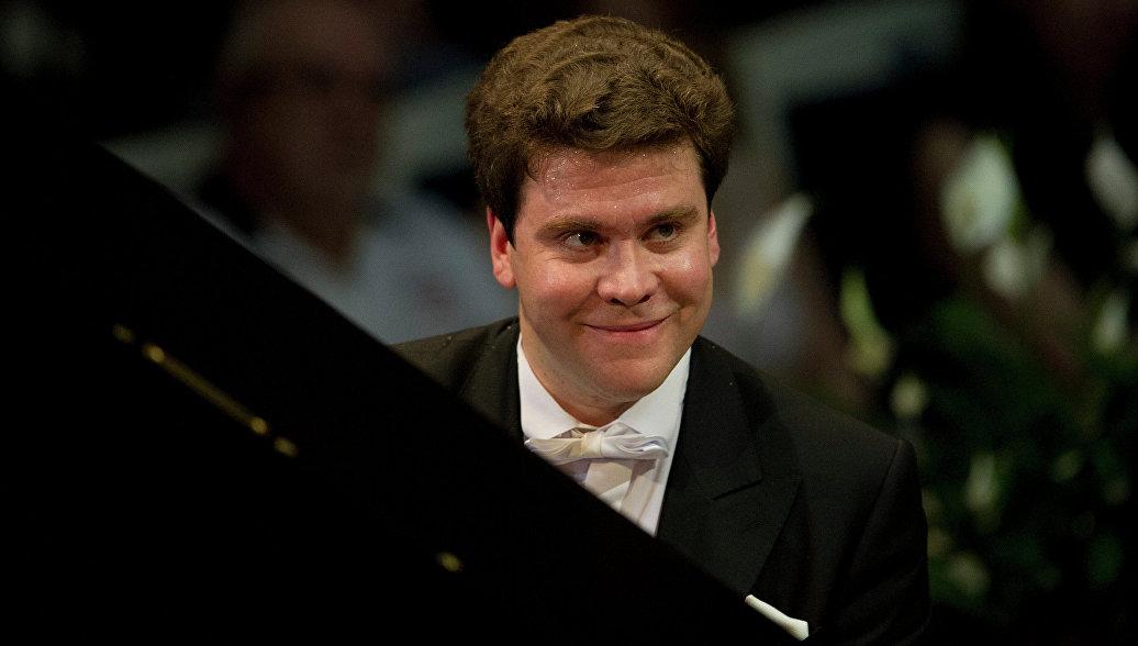 Мацуев выступит с Большим симфоническим оркестром в БЗК в Москве
