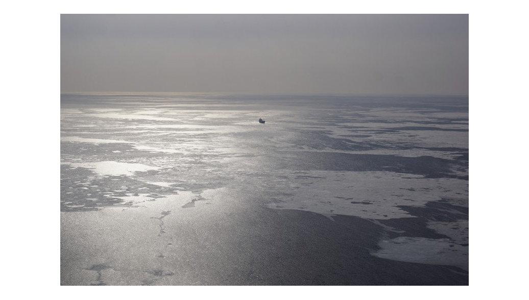 Спасцентр перестал принимать сигнал радиобуя с пропавшего судна