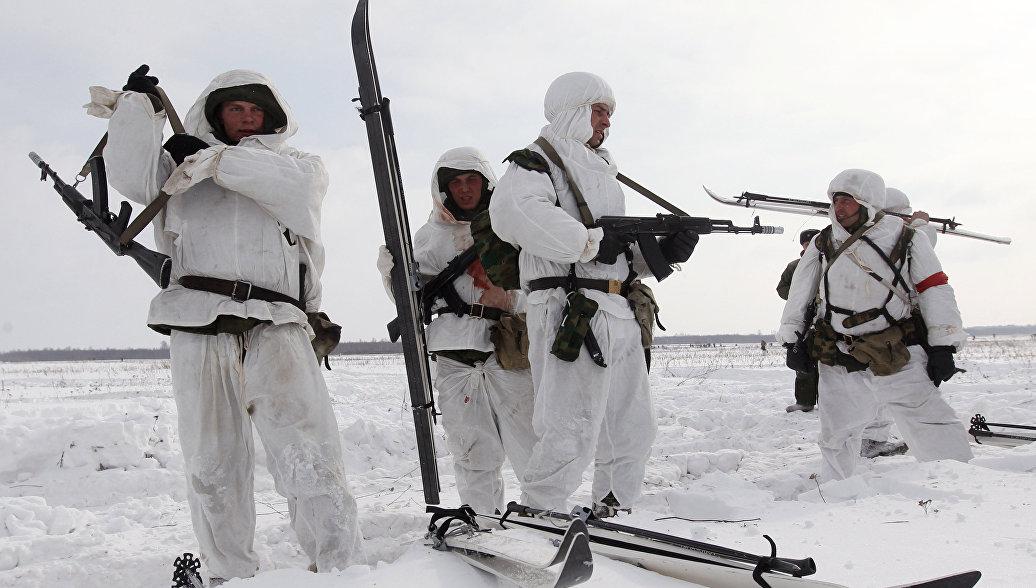 Русские десантники хотят пройти налыжах неменее 7-ми тыс. километров