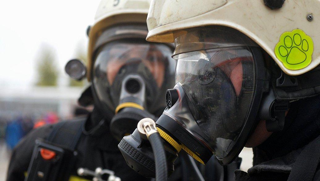 При пожаре на турбазе на Байкале погибли два человека, семеро пострадали