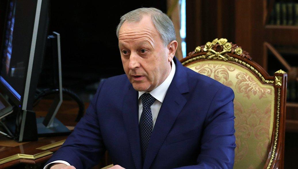 Саратовский губернатор потребовал установить причину аварии на нефтепроводе