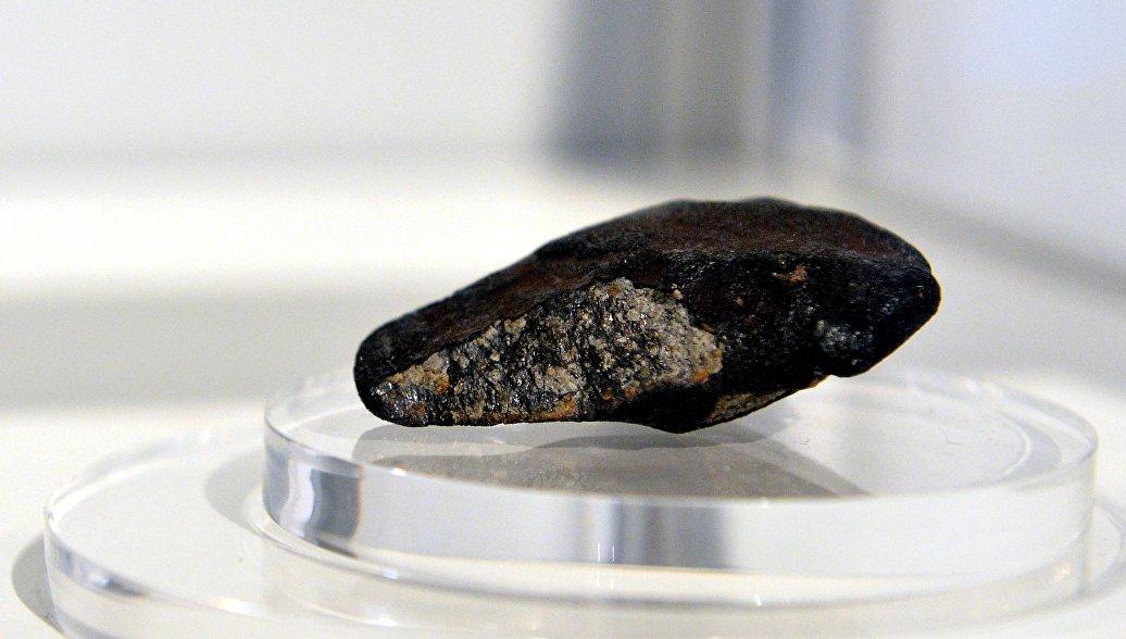 Ученые обнаружили источник жизни в упавших на Землю метеоритах