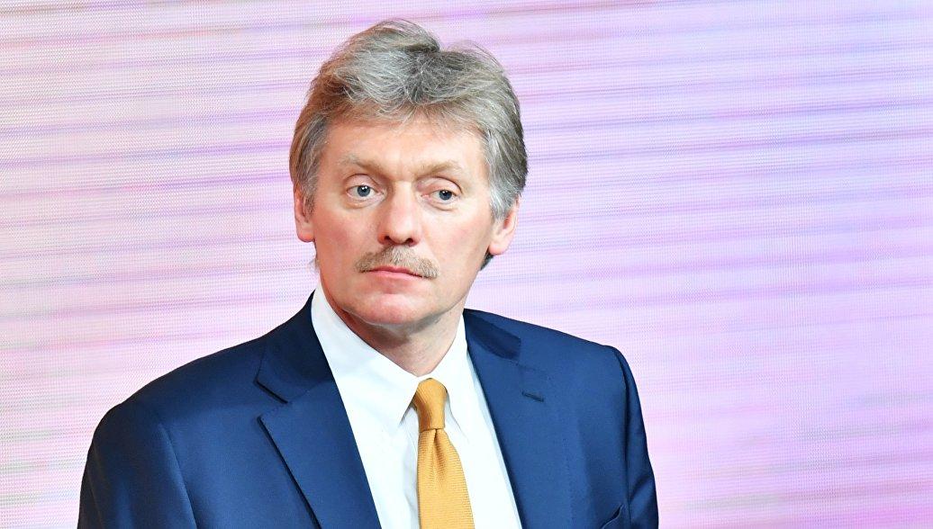 В Кремле не располагают информацией о фильме