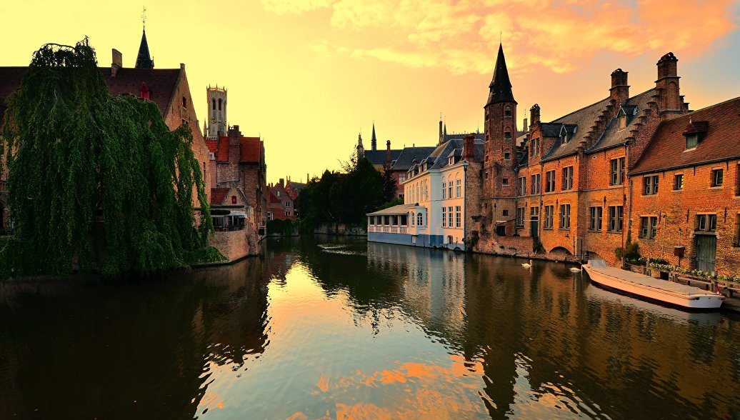 ВБельгии выдумали способ использовать прах умерших наблаго общества