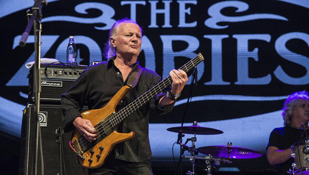 Скончался басист The Kinks и The Zombies Джим Родфорд
