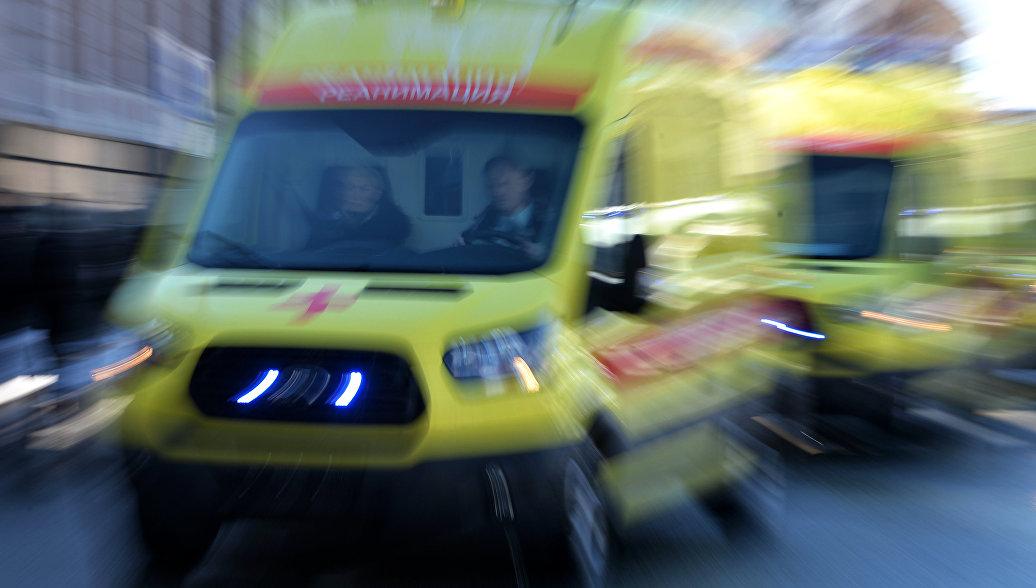 В Татарстане столкнулись пять машин, два человека погибли